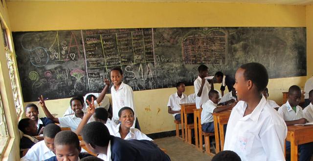 secondary school in rda
