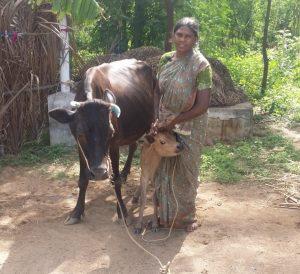 Frau Pushpa
