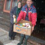 ora International Wintervorrat Rumänien Essenspaket
